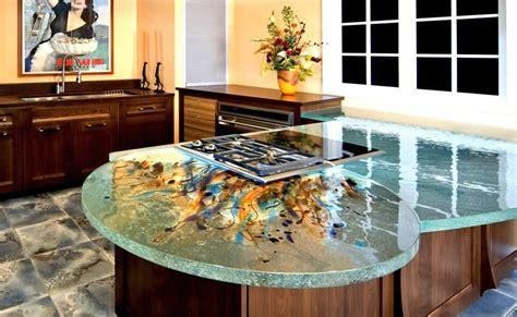 Quality glass kitchen countertop for sale