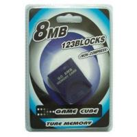 China Game accessories for Nintendo Game cube memory card 8MB on sale