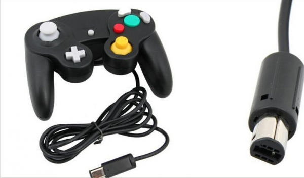 Quality Game accessories for Nintendo Wii / GameCube Wired Controller for sale