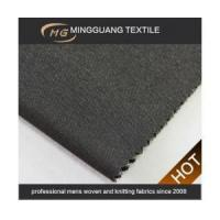 Shiny twill 75% poly 25% viscose mens italy suiting fabric online wholesale Manufactures