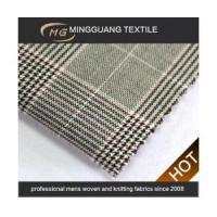 MG13323 2014 TR CHECK DESIGN SUITING FABRIC FOR MEN'S FABRIC