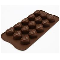 Cake Mold Heat Resistant Silicone Chocolate Mold YL-CB037 Manufactures