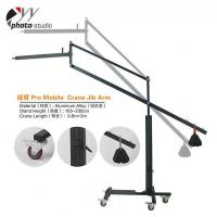 China Professional Photo Video Overhead Lighting Boom Crane & Video Camera Jib Crane Dolly YS514 on sale