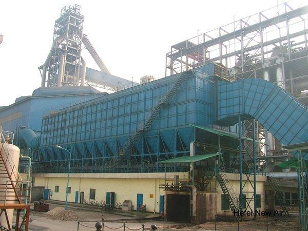 China MC Pulse Dust Collector