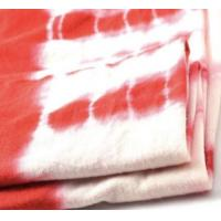 New Fashion Super Soft Ring Spun Spinning 30s Viscose Spandex Tie Dye Rayon fabric Manufactures