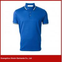 Custom Design High Quality 100 Cotton Men Polo Shirts P63 Manufactures