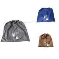 Customized Polyester Drawstring Eco-friendly T-shirt Dust Bags Manufactures