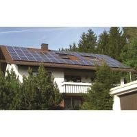 Solar generator for family use on-grid system