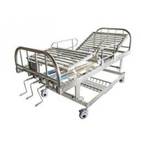 Buy cheap 3-crank stainless steel orthopedic turn over bed f from wholesalers