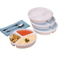 Partitioned Plate with Lid Manufactures