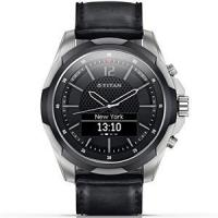 Hp Titan Smartwatch Titanium - Black Strap [special Conditions Please Call] Manufactures