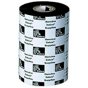 Quality ZEBRA WAX RESIN RIBBON 2.52INX242FT 5555 STANDARD 0.5IN CORE for sale