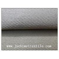 Fashion fancy yarn woolen fabric 100%Cotton Twill Fabric Manufactures