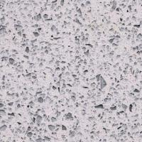 OP7020 Crystal Shinning White luxurious design kitchen top quartz material price Manufactures