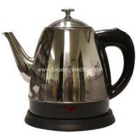 China Small electric tea kettle on sale