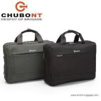 China Business Men's Briefcase Laptop Bag in Waterproof Nylon from Guangzhou on sale