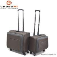 China Carry On Rolling Pilot Case Luggage Trolley On Wheels on sale