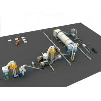 China Wood Pellet Fuel Production Line on sale