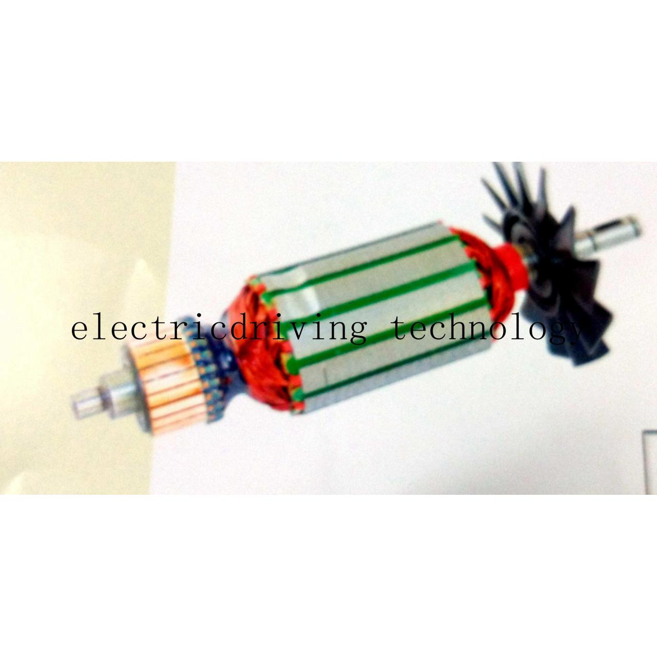 Buy cheap POWER TOOLS Professional Ruiqi Marble Cutter Armature and Stator from wholesalers