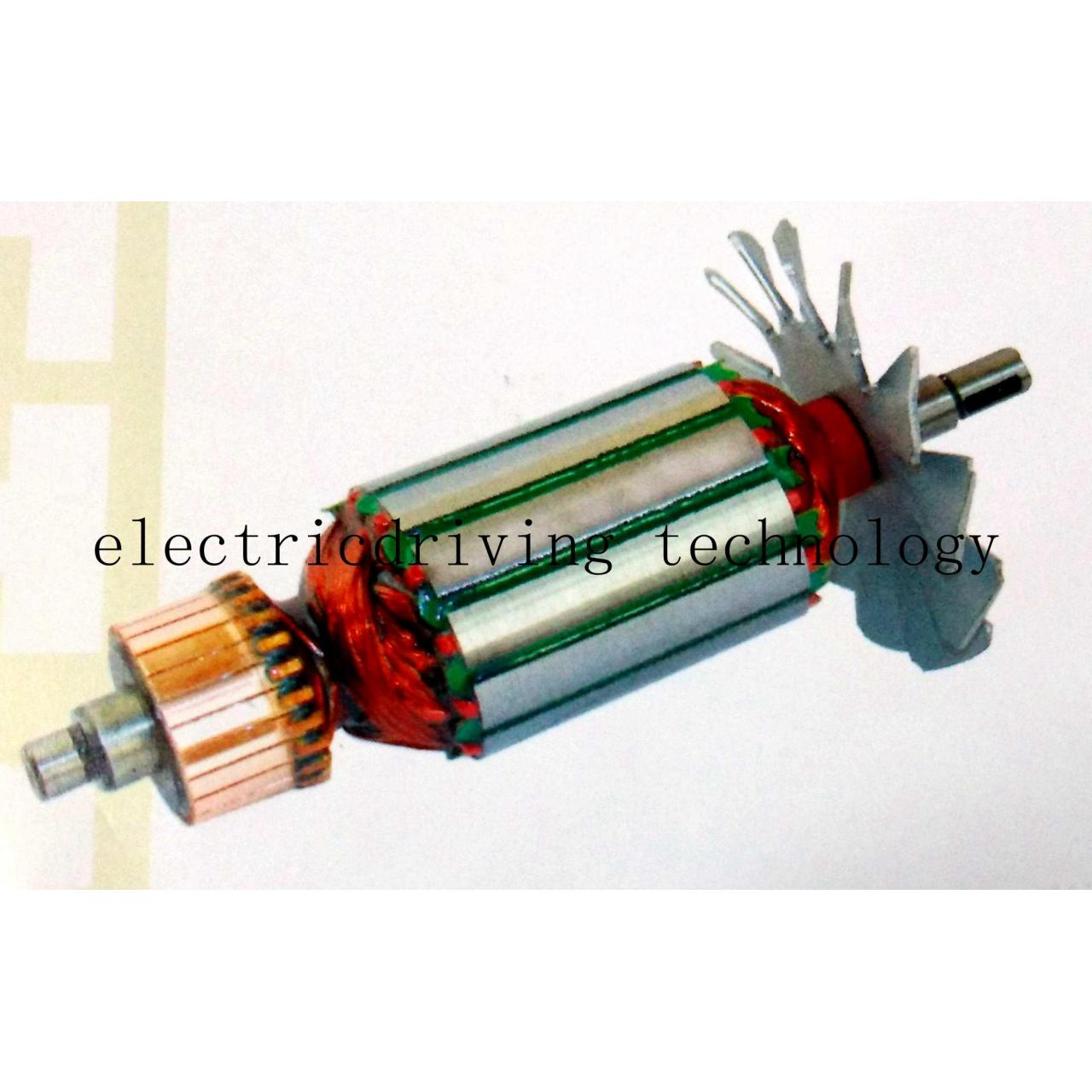 Buy cheap POWER TOOLS Professional Hitachi Marble Cutter Armature and Stator from wholesalers