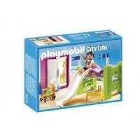 China Playmobil #5579 - Childrens Room with Loft Bed and Slide on sale