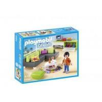 Playmobil #5584 - Modern Living Room Manufactures