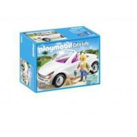 Playmobil #5585 - Convertible with Woman and Puppy Manufactures