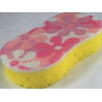 Buy cheap wiping cloth Non Scratch Scourer Sponge HYS104 from wholesalers