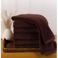 16x28-Dark Brown Bleach Resistant Hand towels 100% Cotton