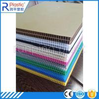 Corrugated plastic sheet 4x8 mm Manufactures