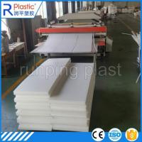 PP hollow corrugated plastic protection floor sheet Manufactures