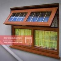 China TeeYeo PVC Awning Window on sale