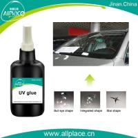 China Clear Low Viscosity Clear Windshield Repair Resin on sale