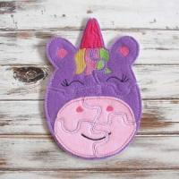 Buy cheap Easy Felt Puzzle - Unicorn - Toddler Puzzles Felt Toy Educational Preschool Party Favors from wholesalers