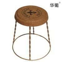 Buy cheap Simple cork stool from wholesalers