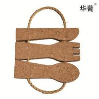 Buy cheap Creative cork coasters from wholesalers