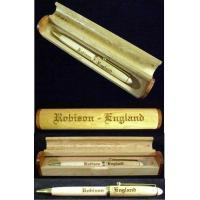 Wooden Ink Pens with Engraved Wood Case Manufactures