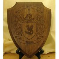 House Plaque with Coat of Arms for Home Interiors Manufactures