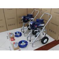 Electric Pressure Control Blue Electric Airless Sprayer Long Lifetime 3.5L/Min Manufactures