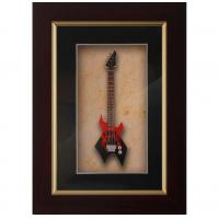 Buy cheap Wooden photo frame for home decoration and picture frame Musical Instrument from wholesalers