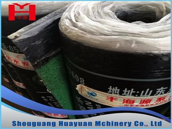 Quality SBS waterproof membrane for roof for sale