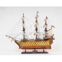 HMS Victory Painted Medium Manufactures