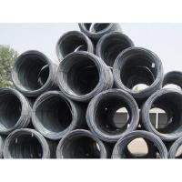 China Hot rolled low carbon steel wire rods on sale