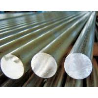 China Steel Carbon / Alloy Hot rolled steel round bar on sale