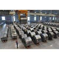 Buy cheap Steel Carbon / Alloy full hard cold rolled 409 430 201 410 stainless steel coil from wholesalers