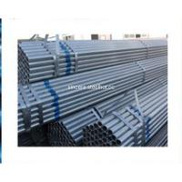 34 mm outer diameter galvanized steel pipe Manufactures