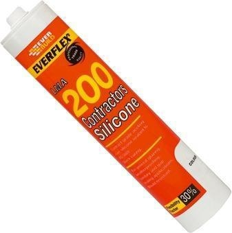 Quality Sealants/Adhesives [01SILCONTBLACK] for sale