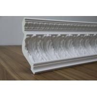 Buy cheap Easy to Install Decoration Polyurethane Carving Cornice Crown Moulding from wholesalers