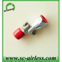 ELectric Airless Paint Sprayer Swivel Connector for Ext Manufactures