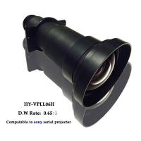 China HY-VPLL06H-short-throw-projector-lens-compitable-for-Sony-projector wholesale